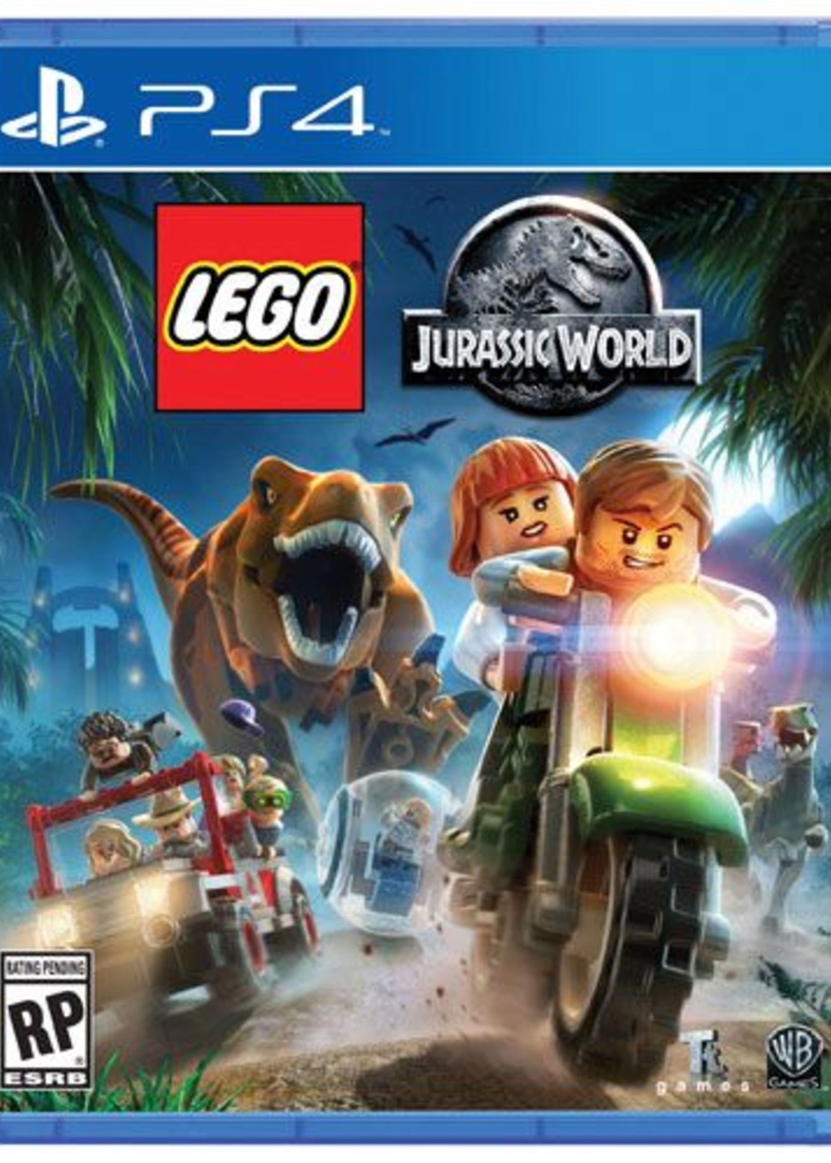 LEGO Jurassic World - PS4 PrePlayed