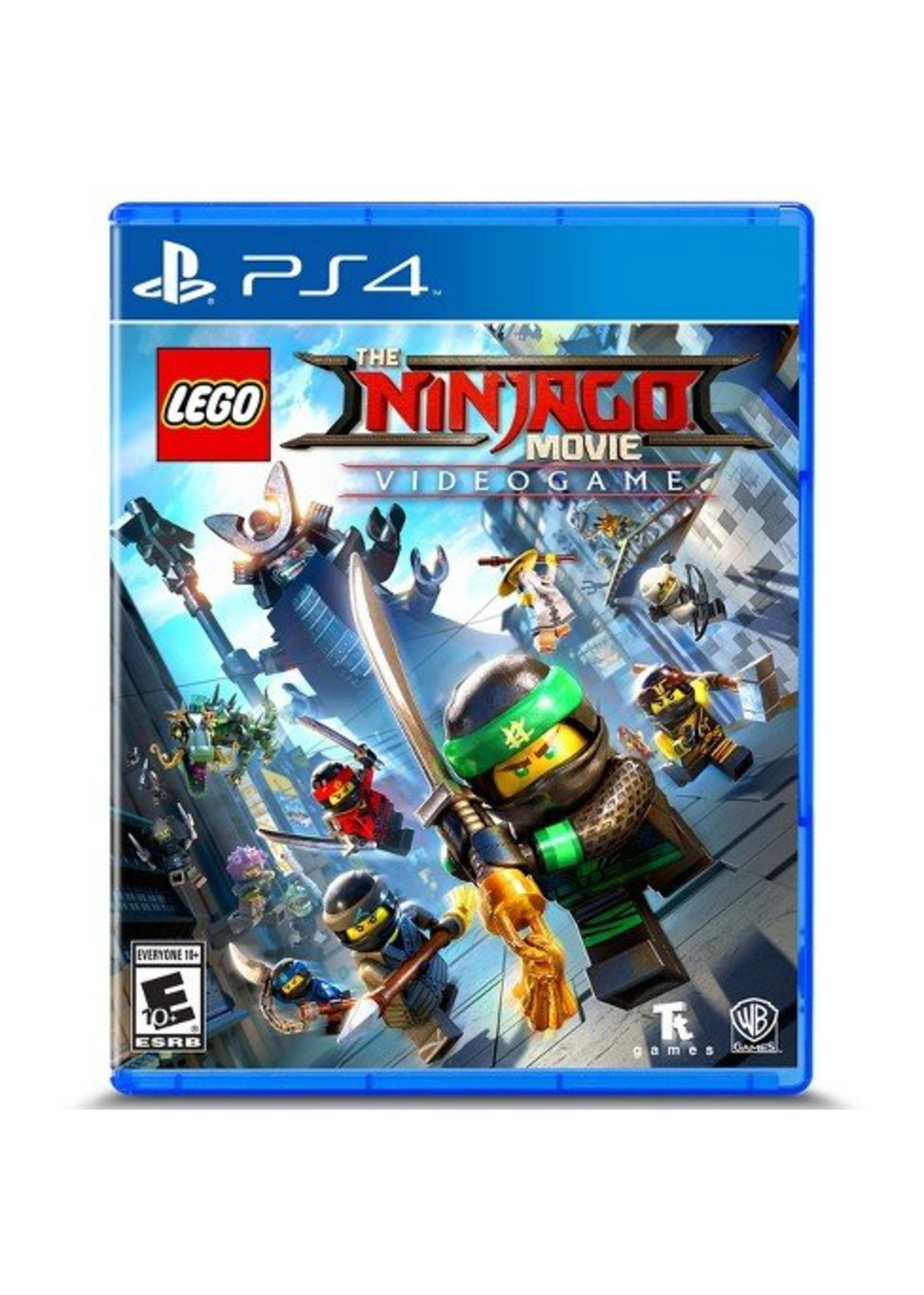 LEGO Ninjago Movie Game - PS4 PrePlayed
