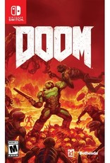 DOOM - SWITCH PrePlayed