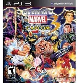 Ultimate Marvel vs Capcom 3 - PS3 PrePlayed
