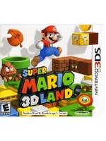 Super Mario 3D Land - 3DS PrePlayed