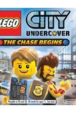 LEGO City Undercover - 3DS PrePlayed