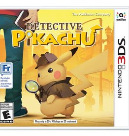 Detective Pikachu - 3DS PrePlayed