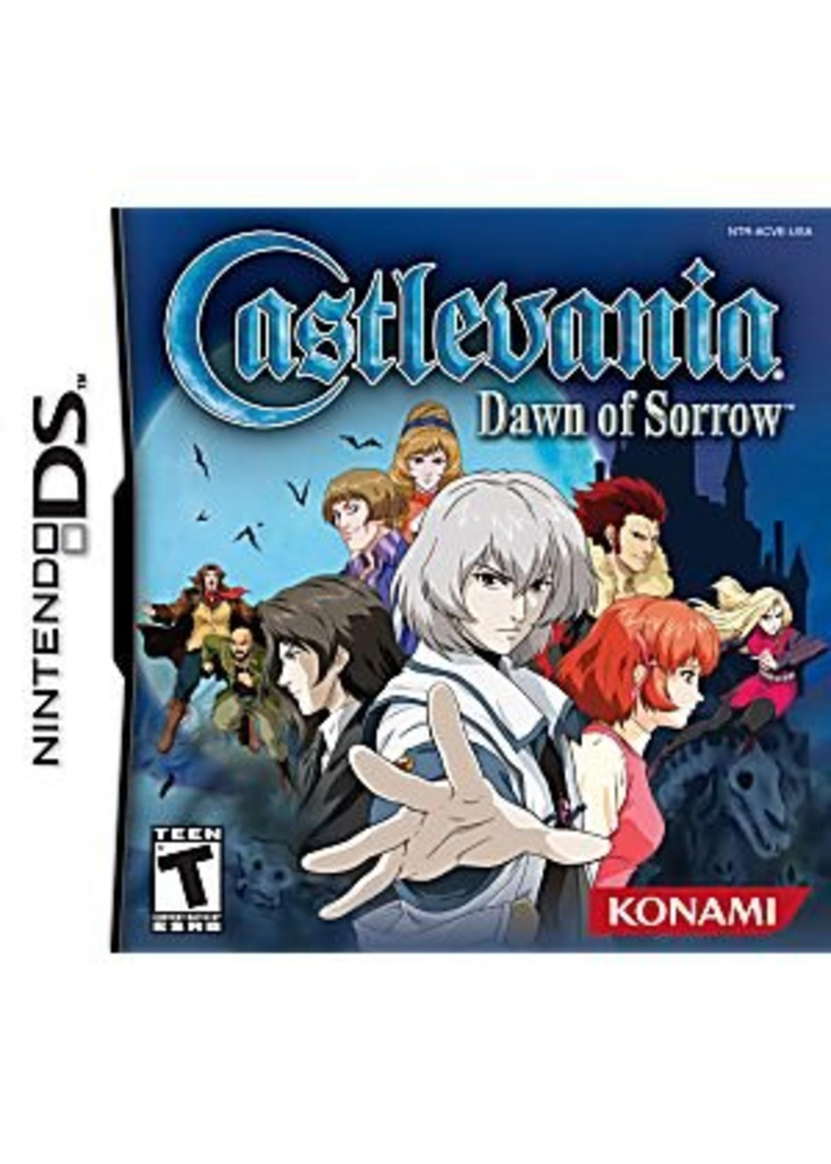 Castlevania: Dawn of Sorrow - NDS PrePlayed