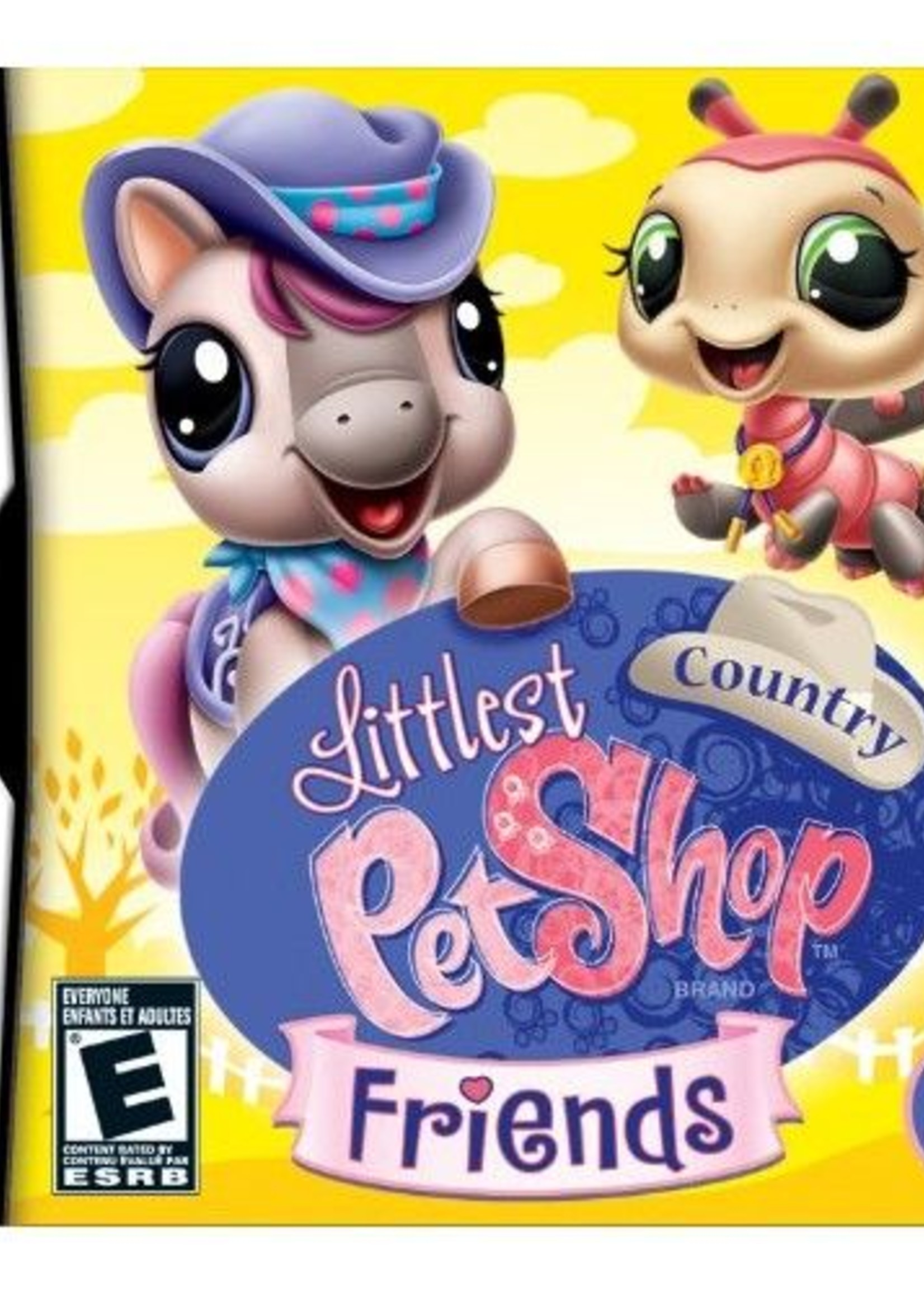 Littlest Pet Shop Friends Country - NDS PrePlayed