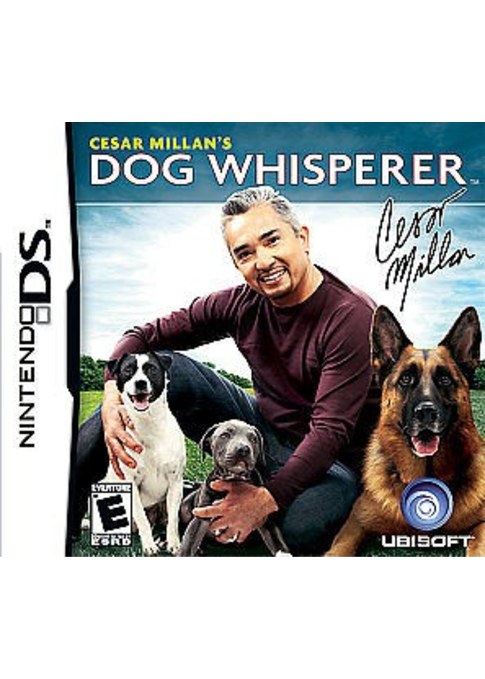 Cesar Millan's Dog Whisperer - NDS PrePlayed