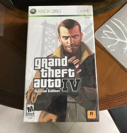 GTA Grand Theft Auto 4 Special Edition - XB360 NEW