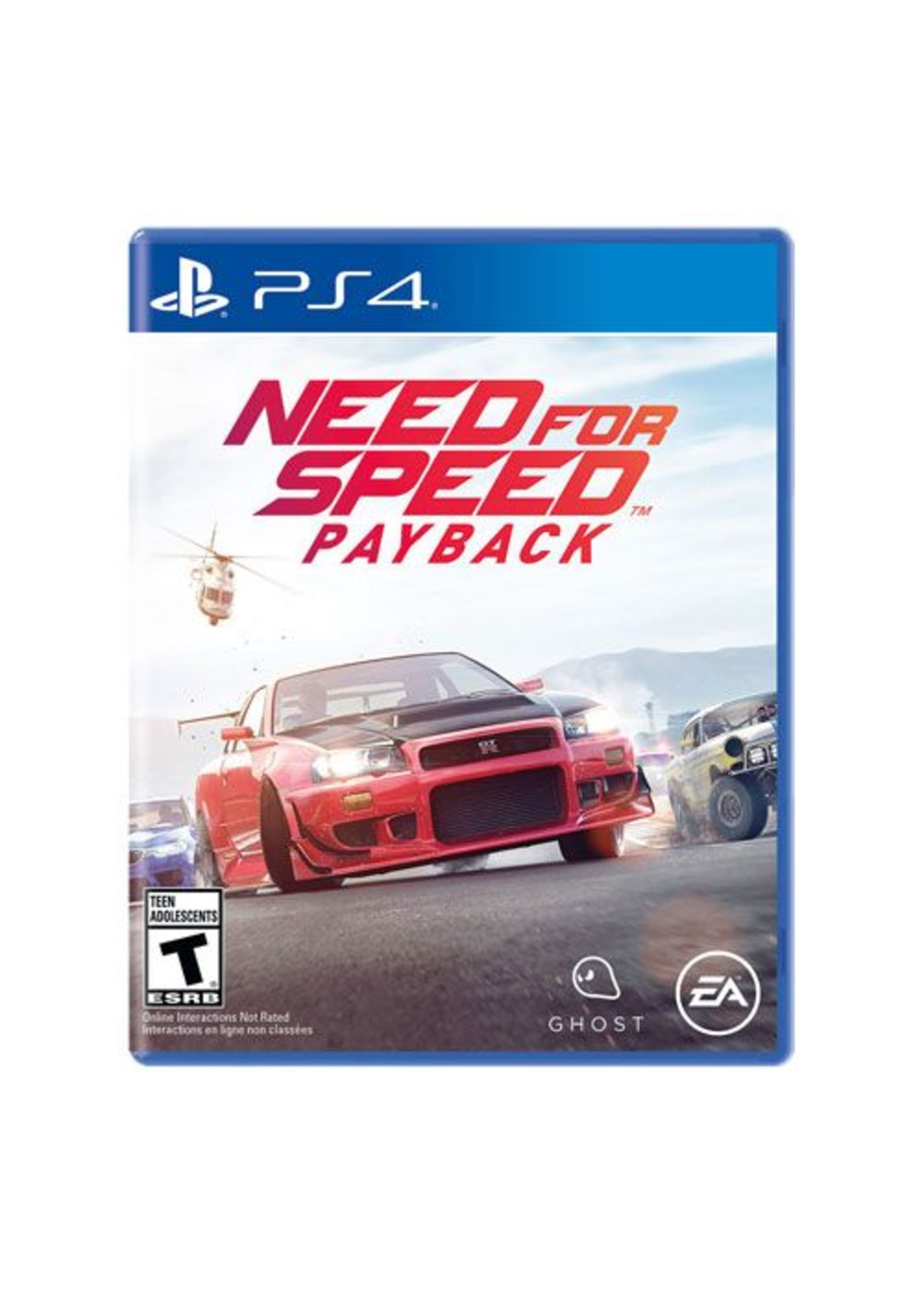 Need for Speed: Payback - PS4 PrePlayed