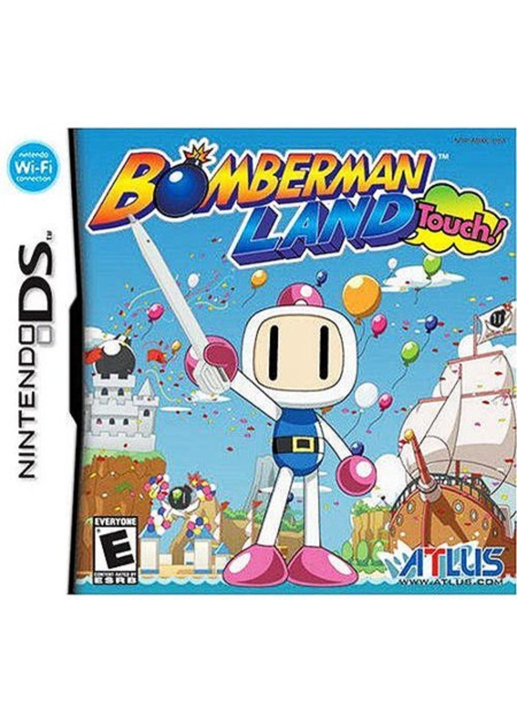 Bomberman - NDS PrePlayed