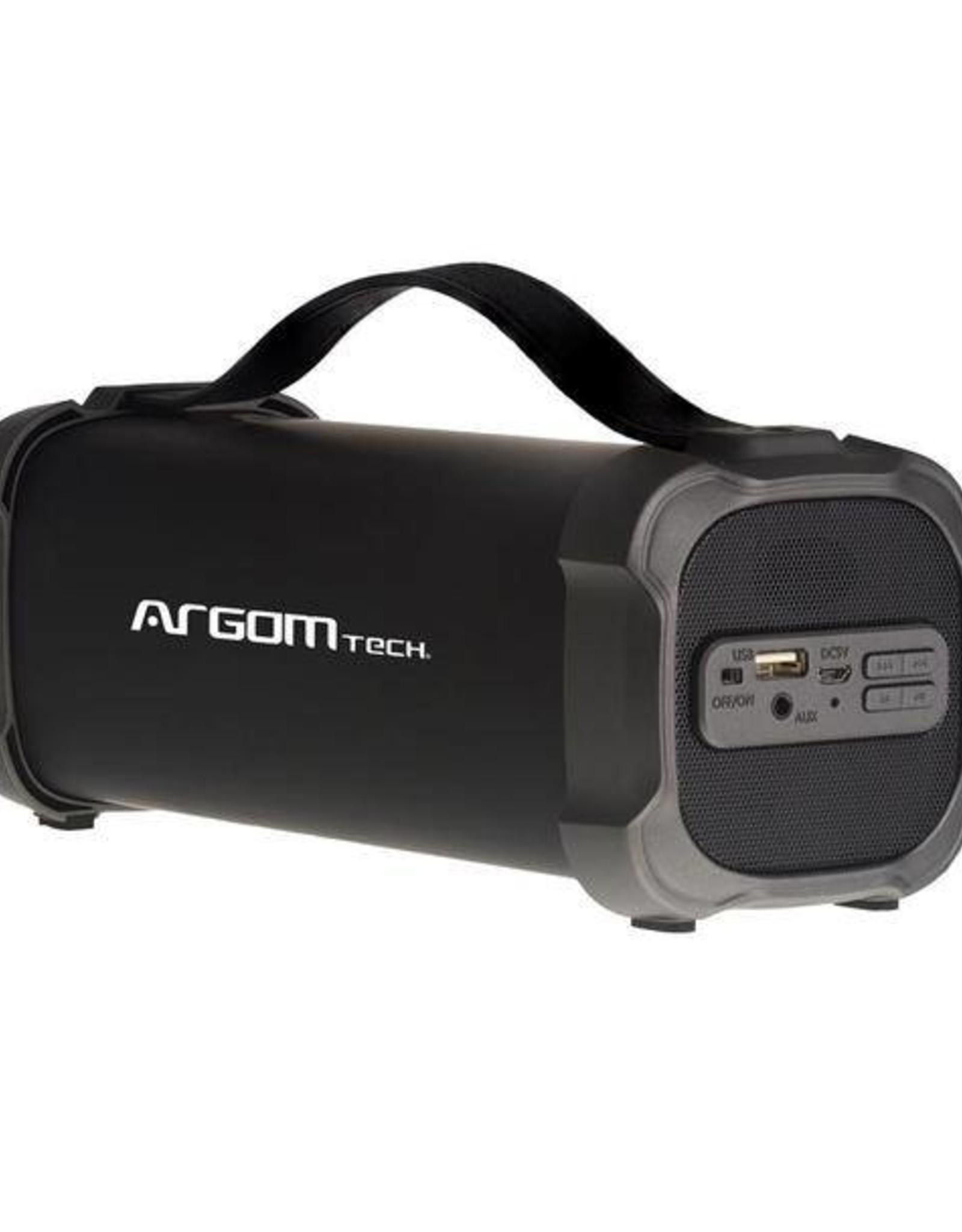 Argom Tech Bluetooth Slambox Metro Beats Argom Speaker