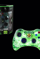 Microsoft XB360 Wired Controller Afterglow Green (PDP)