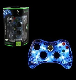 Microsoft XB360 Wired Controller Afterglow Blue (PDP)