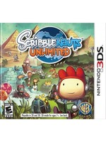 ScribbleNauts Unlimited - 3DS PrePlayed
