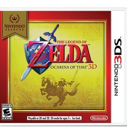 The Legend of Zelda: Ocarina of Time - 3DS PrePlayed