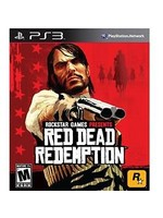 Red Dead Redemption - PS3 NEW