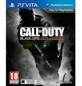 Call of Duty: Black Ops Declassified - PSV NEW