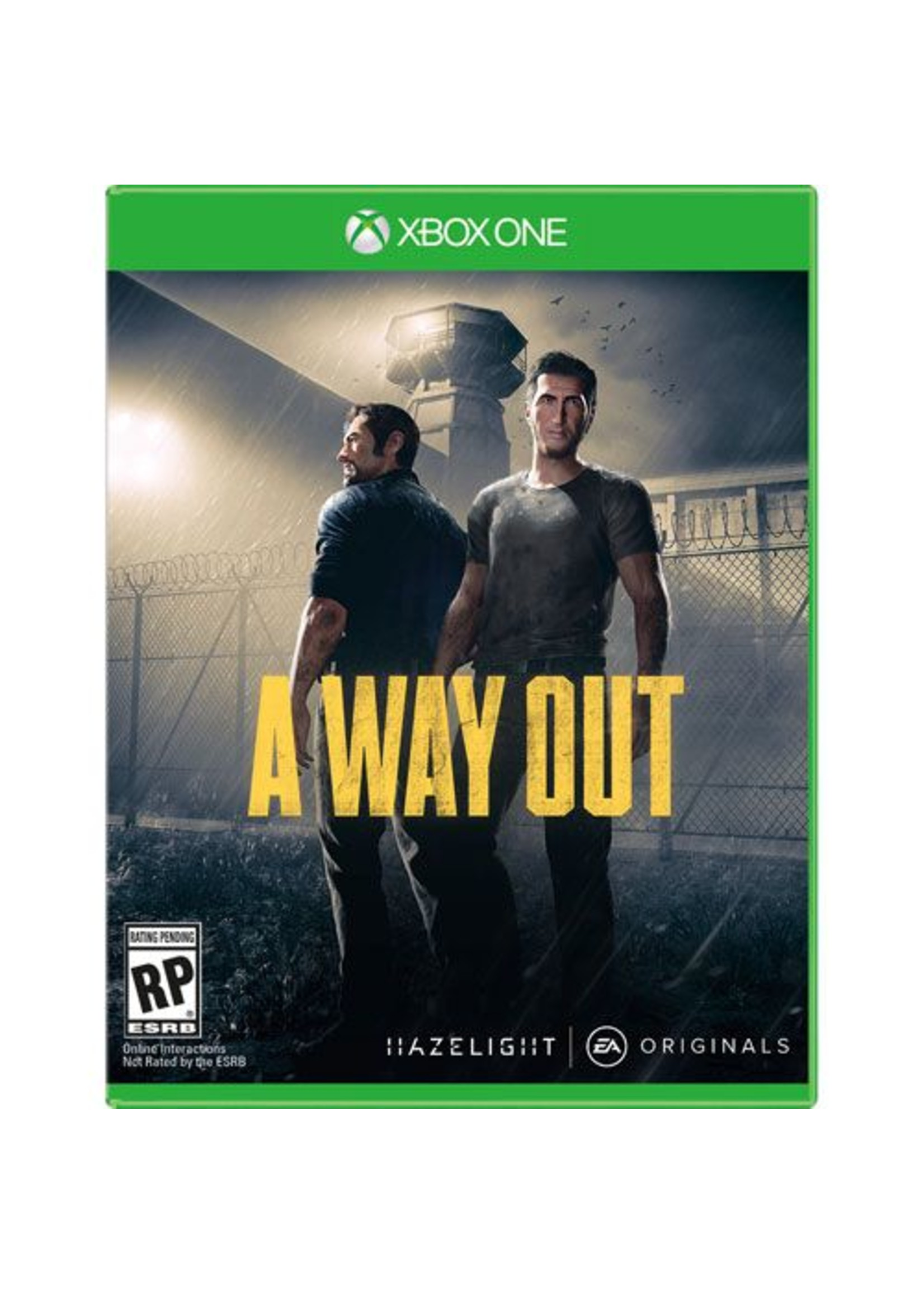 A Way Out - XBOne NEW