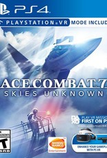 Ace Combat 7 - PS4 NEW