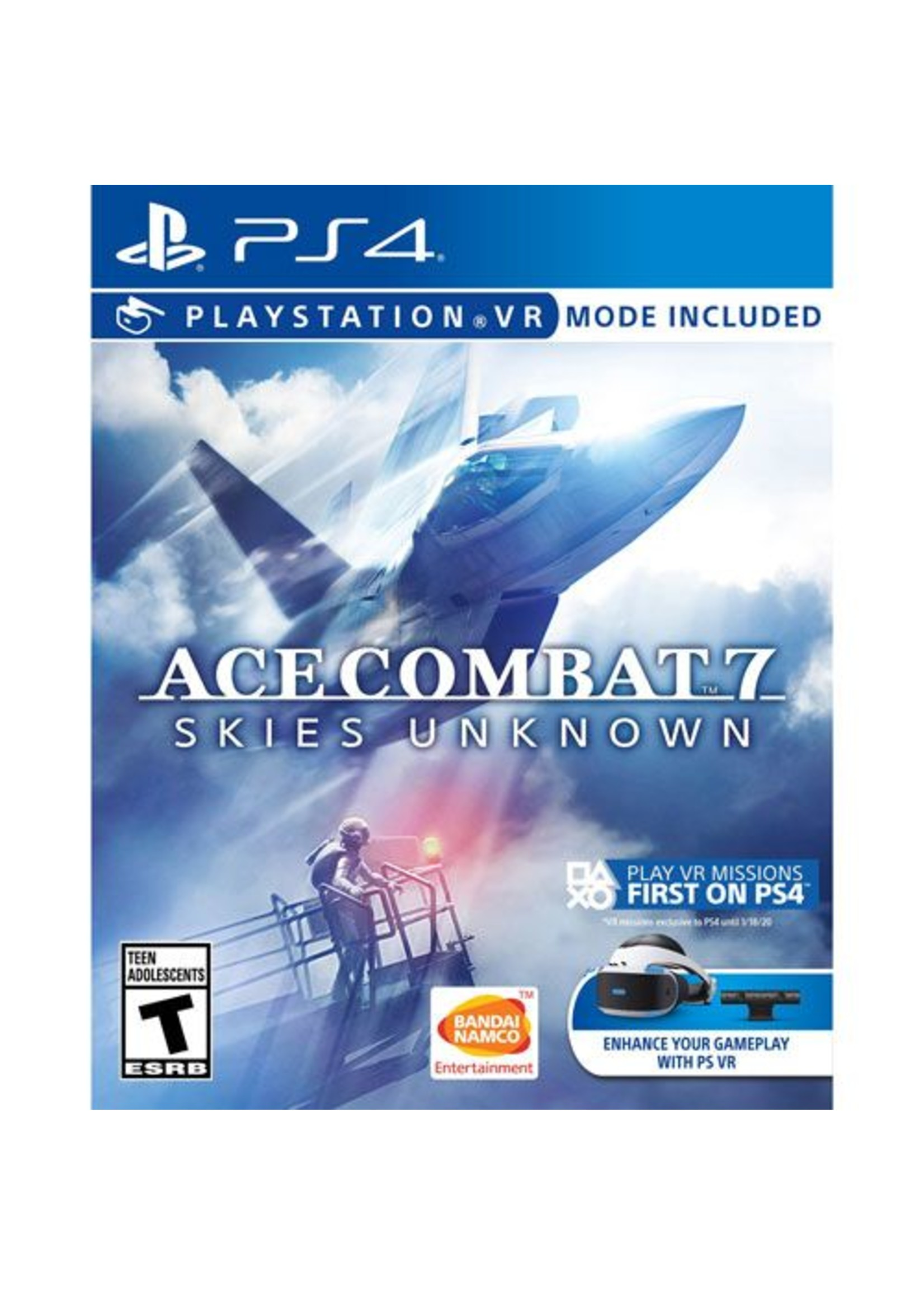 Ace Combat 7 - PS4 NEW