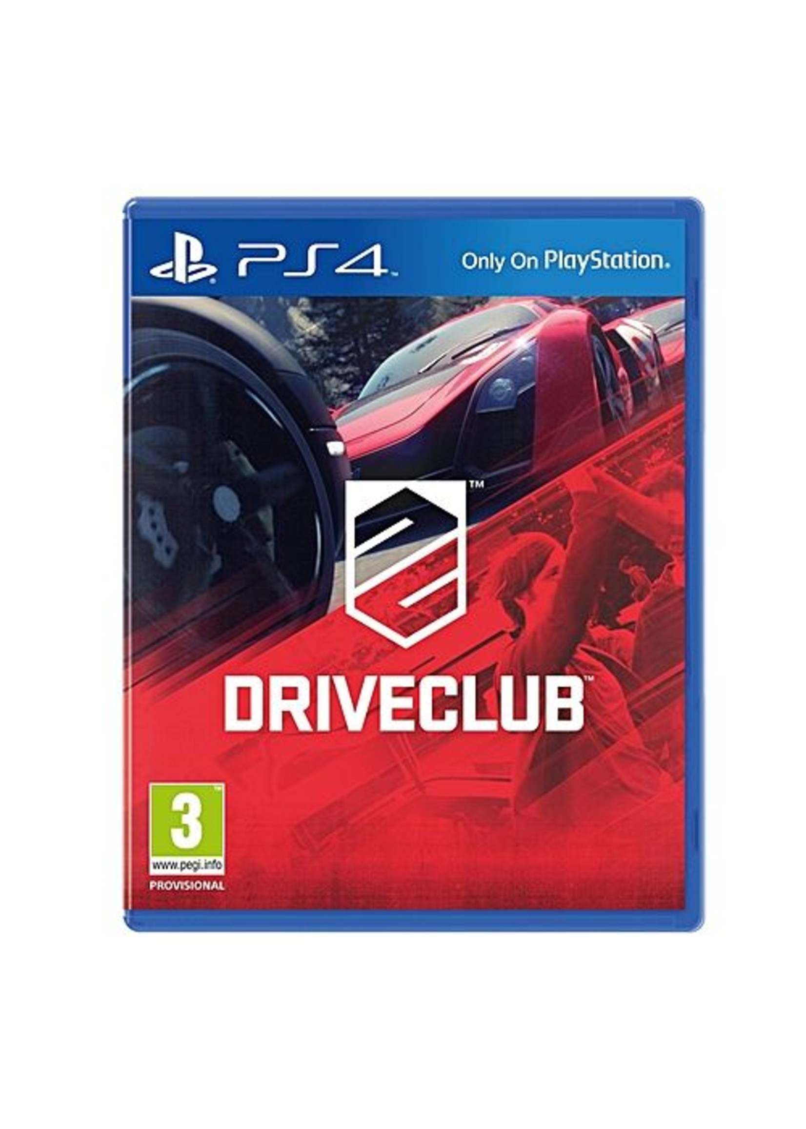 DriveClub - PS4 PrePlayed