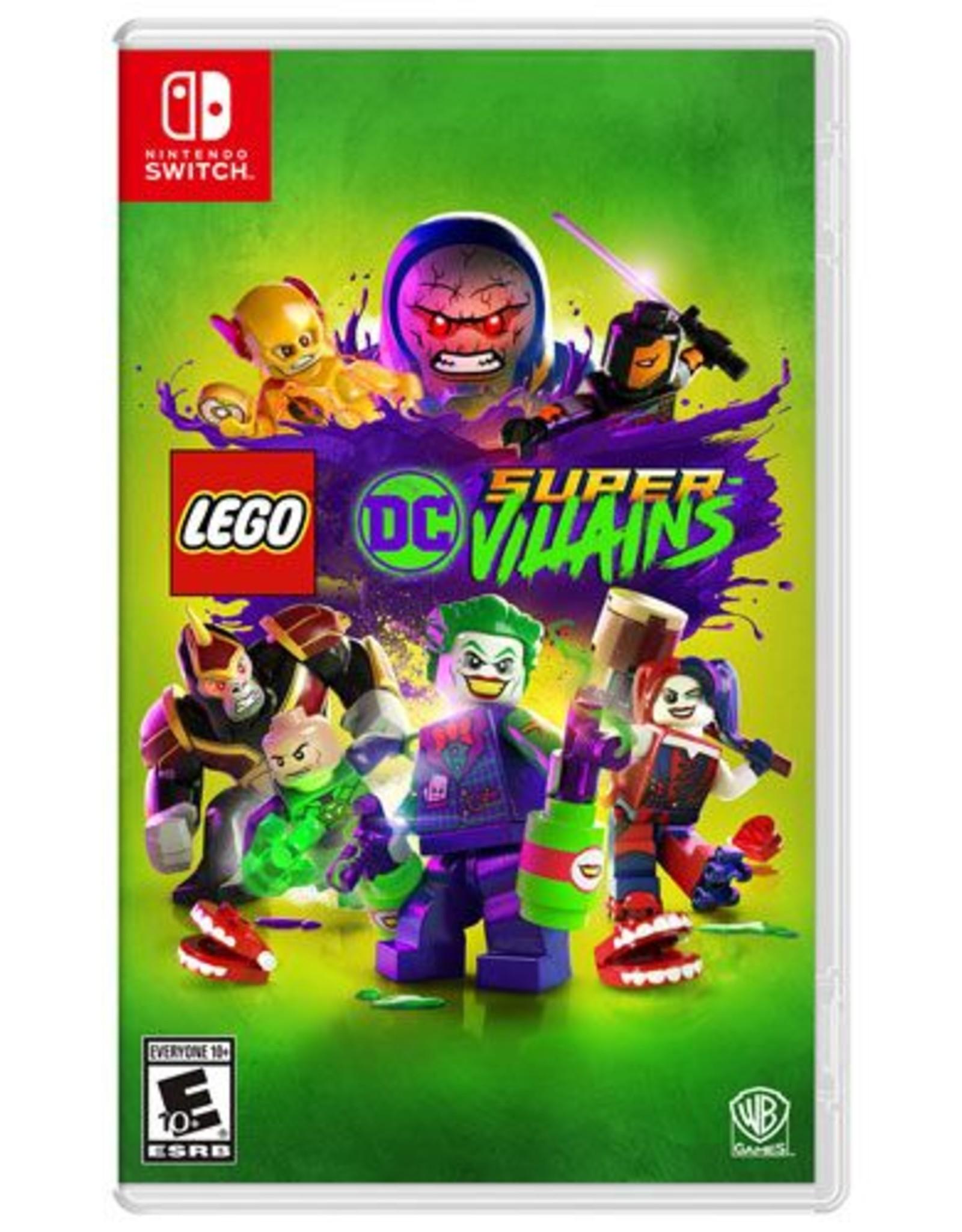 LEGO DC Super Villains - SWITCH PrePlayed