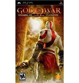 God of War: Chains of Olympus - PSP PrePlayed