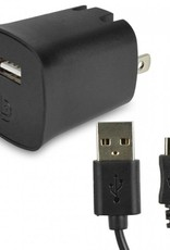 Griffin USB Wall Charger 2.1A 10.5W + Micro USB Cable
