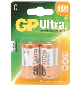 GP GP Alkaline C 2 Pk Battery