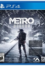 Metro Exodus - PS4 NEW