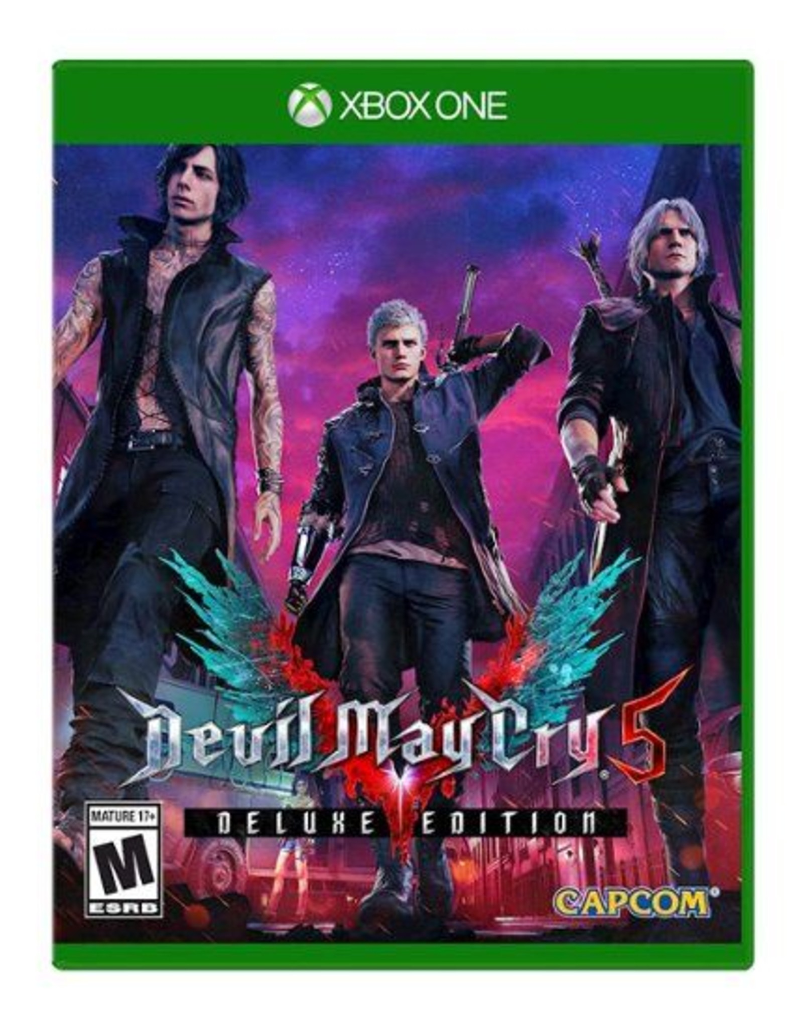 Devil May Cry 5 - XBOne NEW