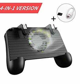 (Winner) Phone Gaming Trigger Grip with Cooling Fan plus Powerbank