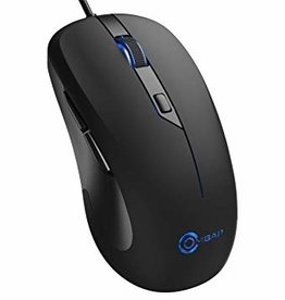 ARGOM MS40 Wired Gaming Mouse 6 Buttons 3200DPI