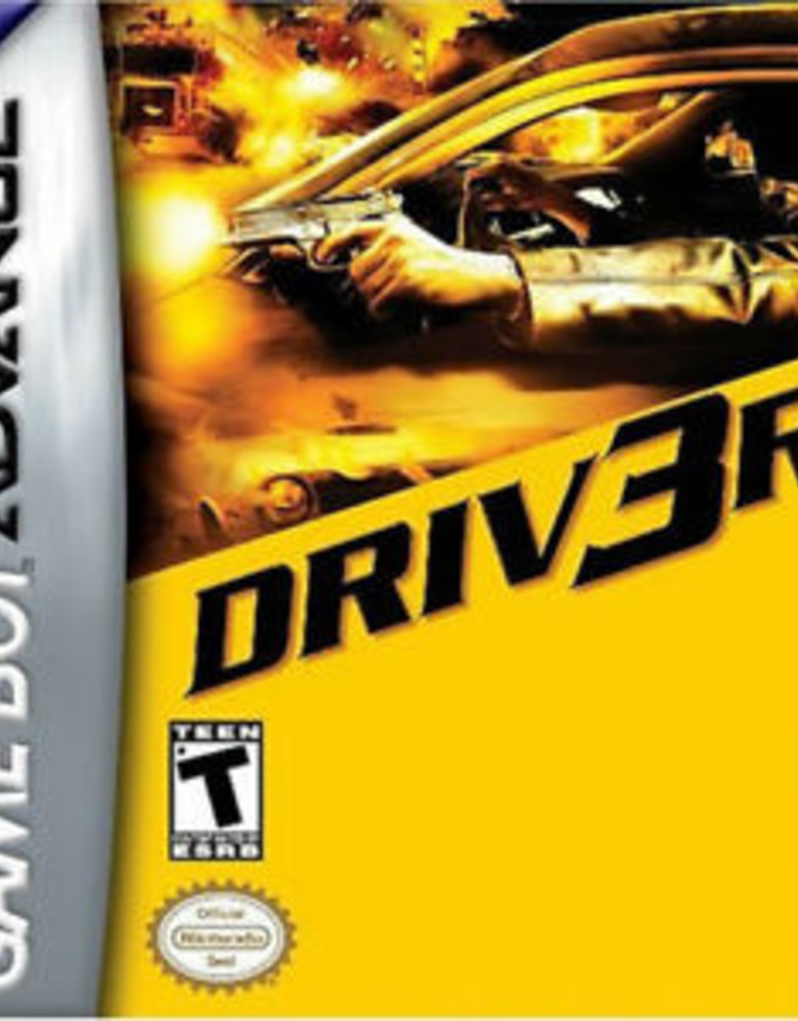 Driver 3 - GBA NEW