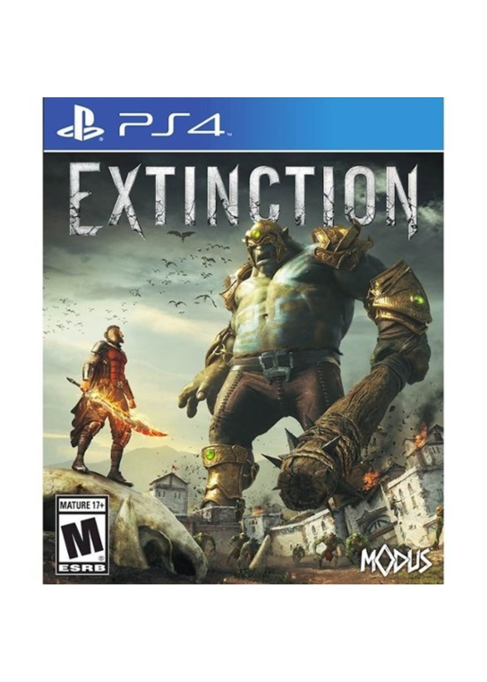 Extinction - PS4 PrePlayed