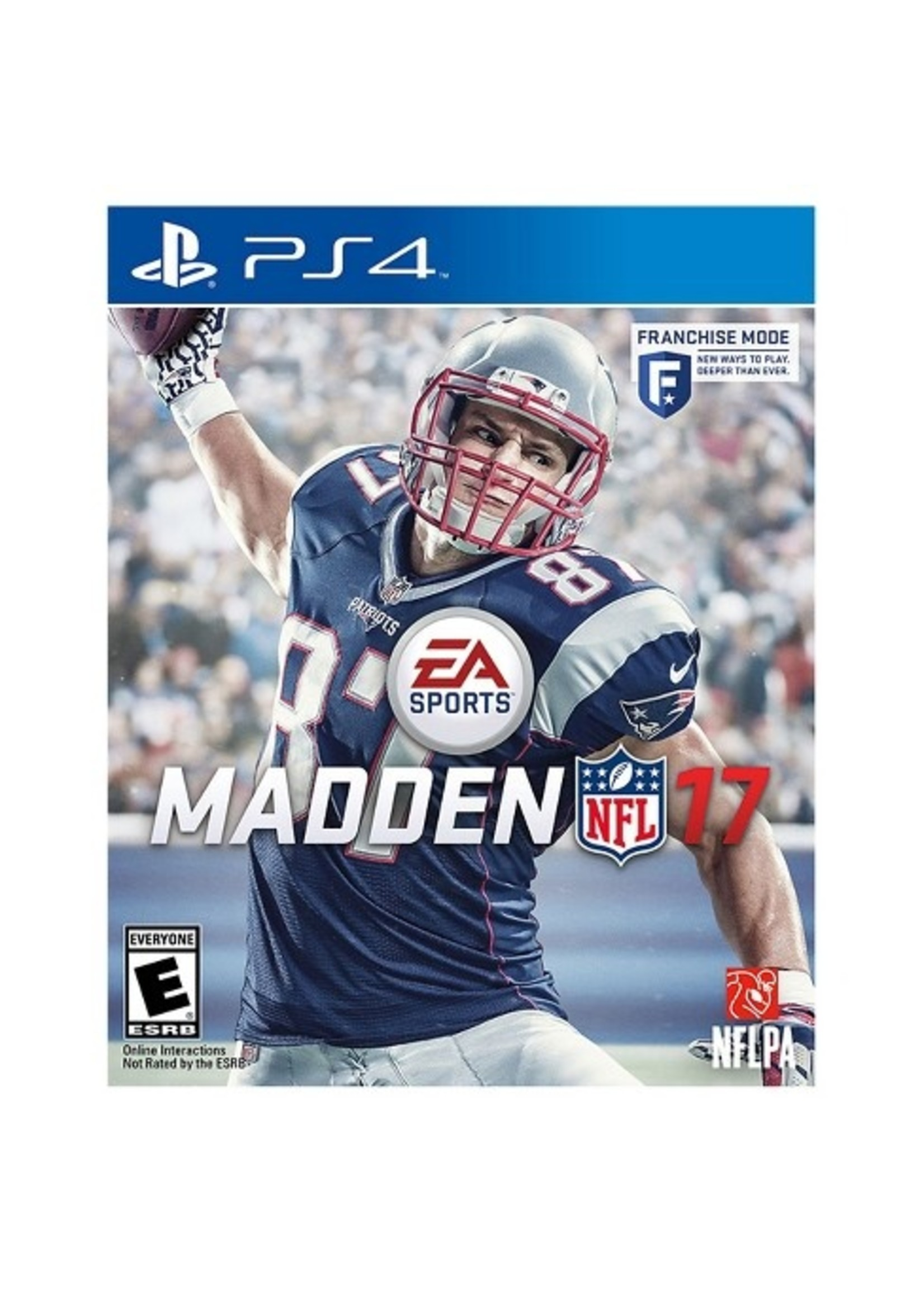 Madden 17 - PS4 PrePlayed