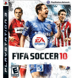 FIFA 10 - PS3 PrePlayed