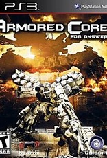 Armored Core For Answer - PS3 PrePlayed