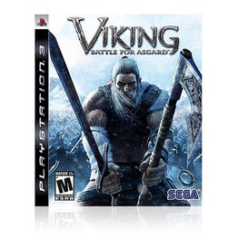 Viking: Battle for Asgard - PS3 PrePlayed