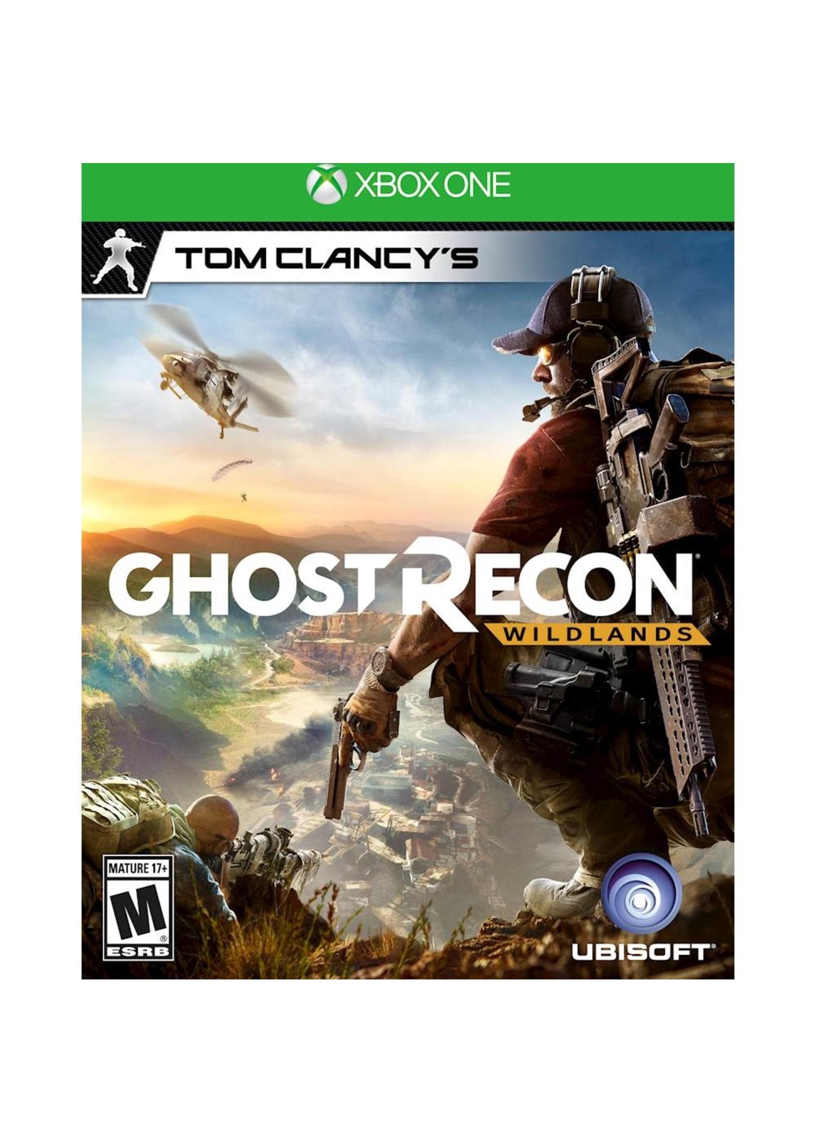 Ghost Recon Wildlands  - XBOne PrePlayed