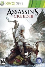 Assassin's Creed 3 - XB360 PrePlayed