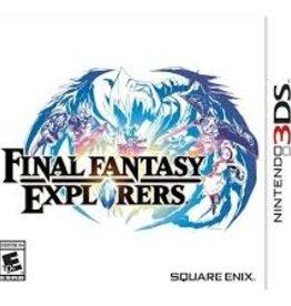 Final Fantasy: Explorers - 3DS PrePlayed