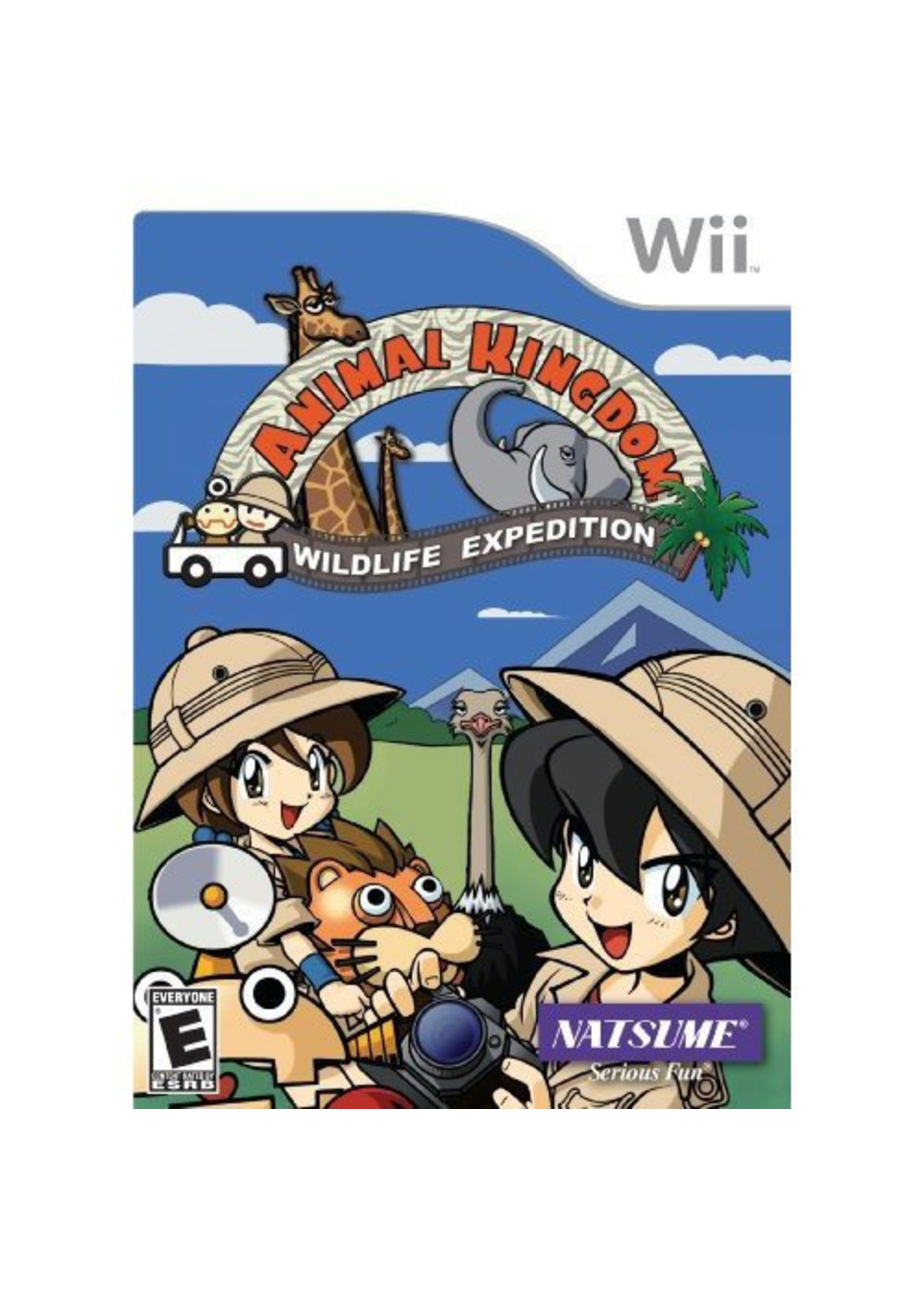 Animal Kingdom Wildlife Expedition - Wii PrePlayed