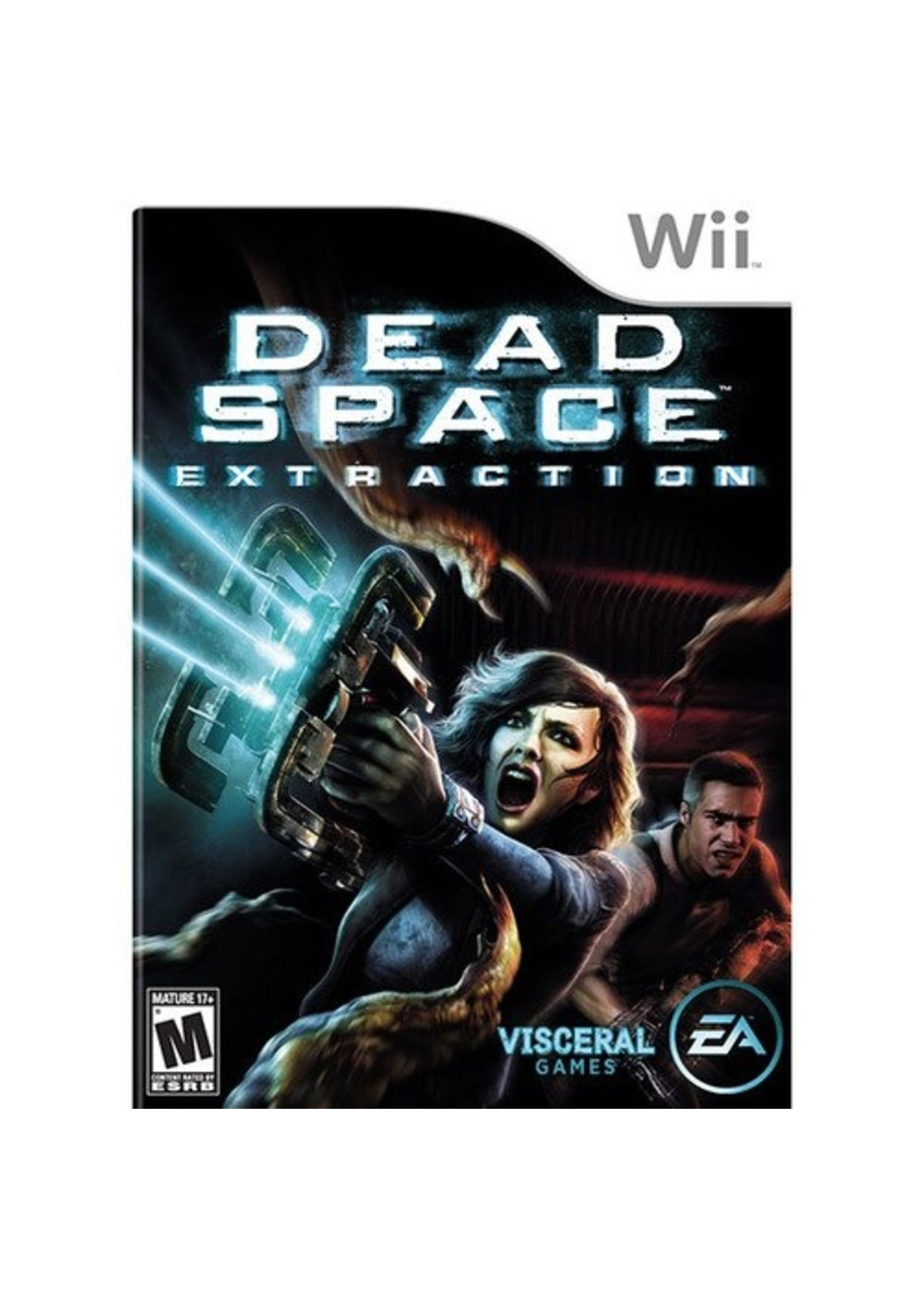 Dead Space Extraction - Wii PrePlayed