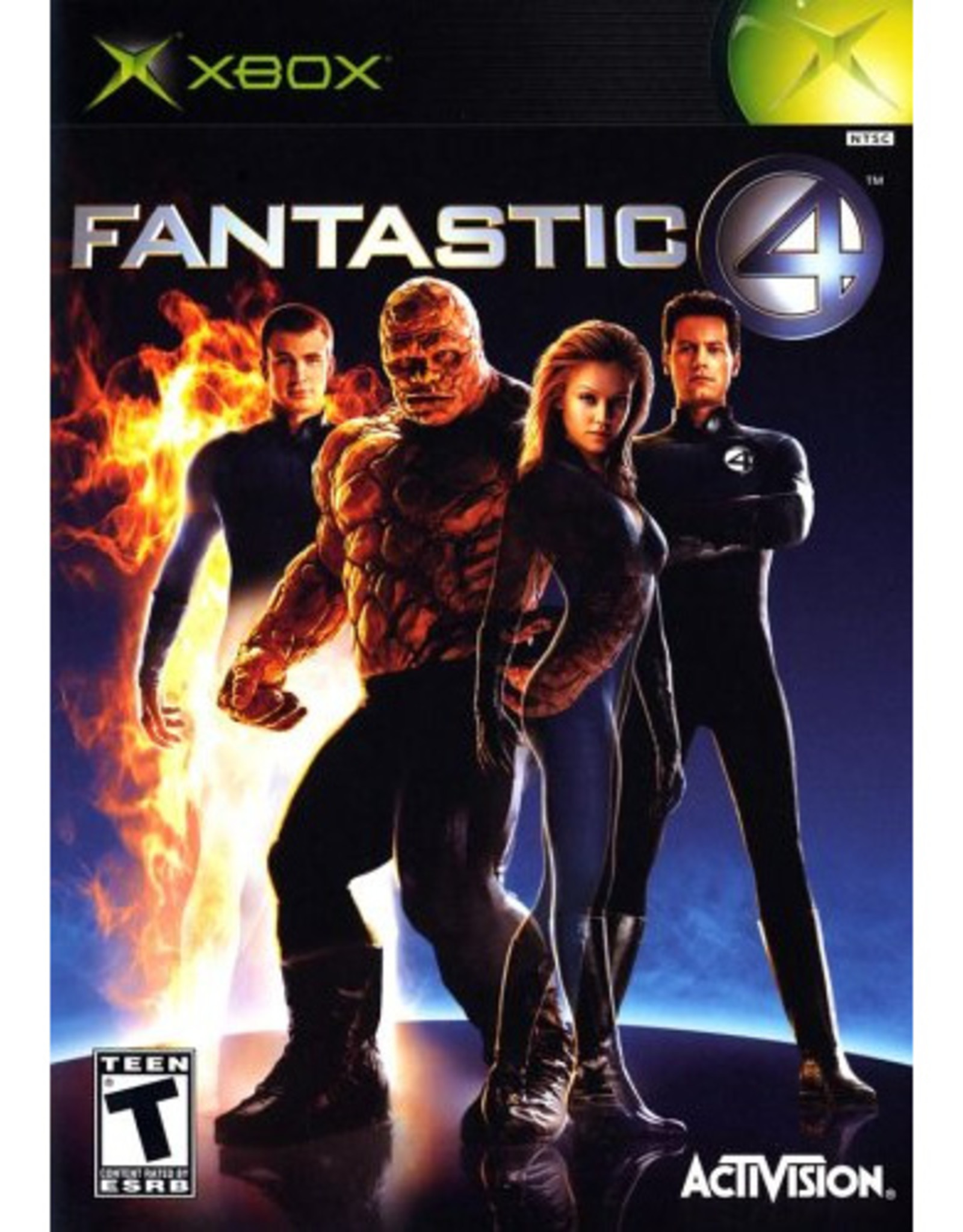 Fantastic Four - XBOX PrePlayed