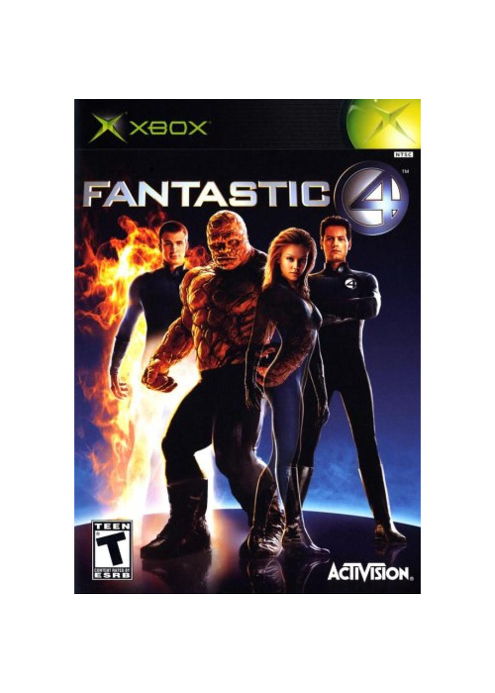 Fantastic Four - XBOX PrePlayed