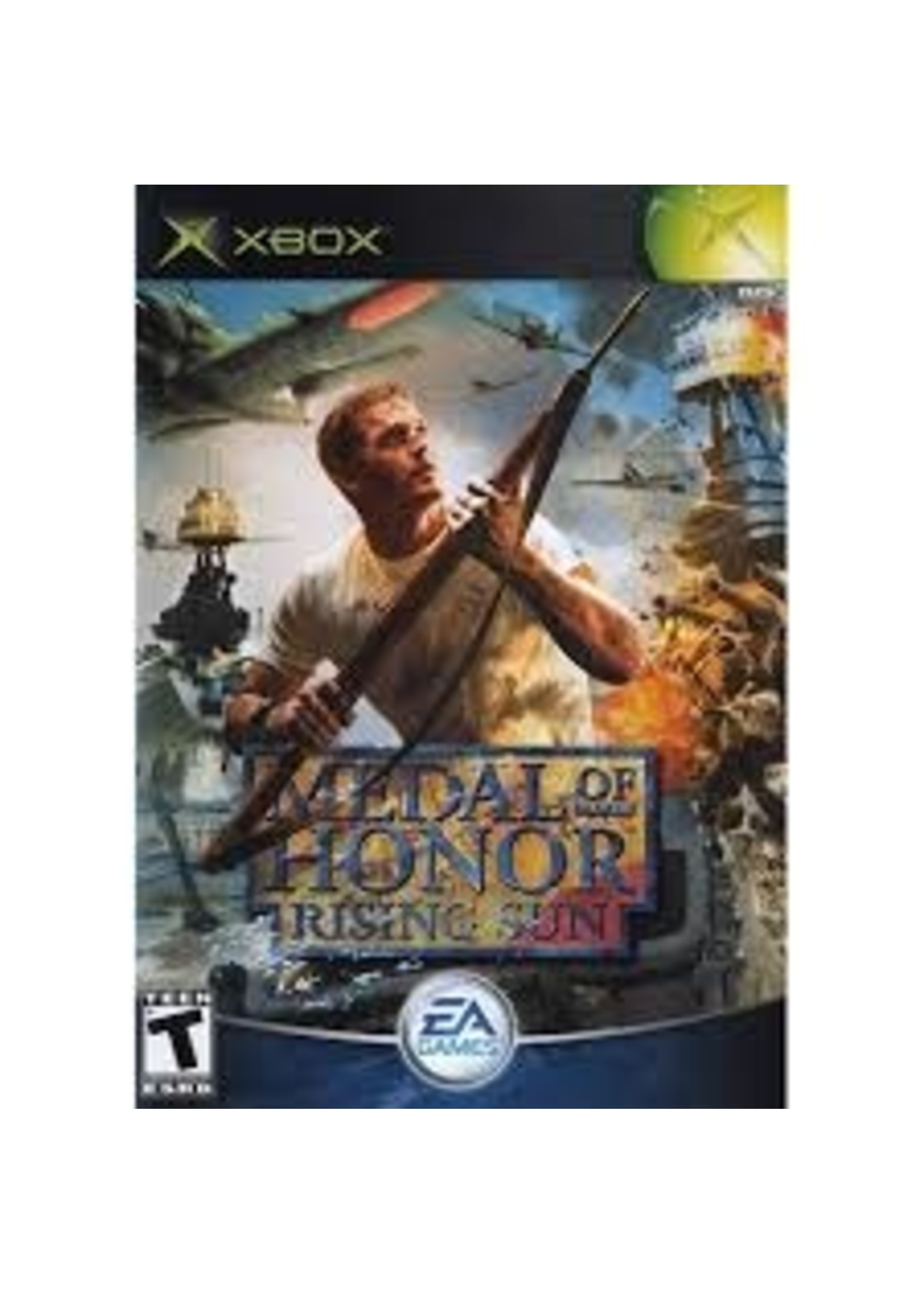 Medal of Honor: Rising Sun - XBOX PrePlayed