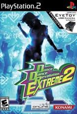 DDR MAX 2 Dance Dance Revolution - PS2 PrePlayed