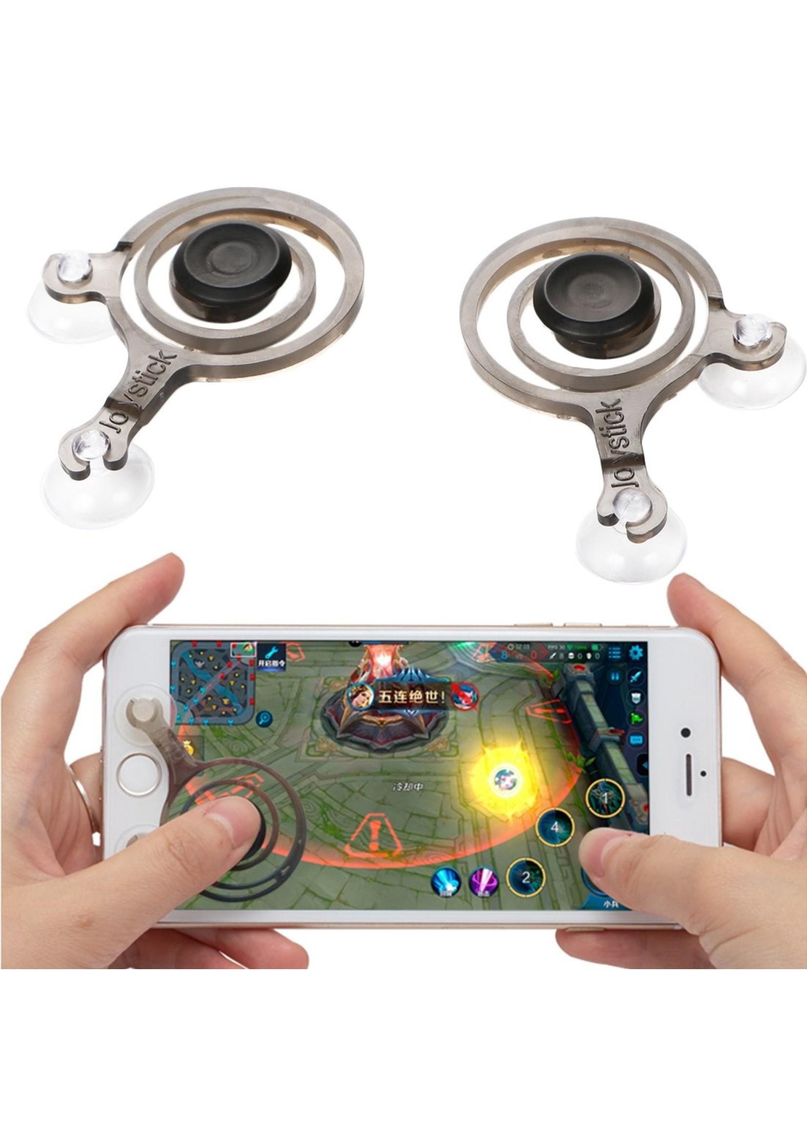 Kilofly 2pc Phone Gaming Analog Joystick