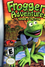 Frogger Adventures - GBA PrePlayed