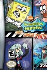SpongeBob SquarePants: Lights, Camera, Pants! - GBA PrePlayed